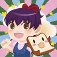 Toast chan!!