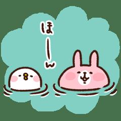 Piske&Usagi.4 by Kanahei