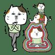 Yoga kulit penyu kucing