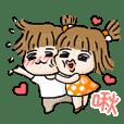 WuaWua & Deedi Lover Story.