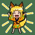 Fox girl Lyn