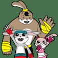 Bunny Boxing Gang