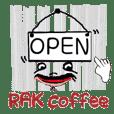 RAKU COFFEE HIGE MASTER