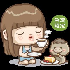 Misa的日常生活貼3(台灣限定...