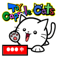 Toy Capsule Cats ING