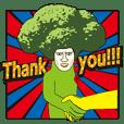 Dandy Broccoli 6 : THE ANIMATION