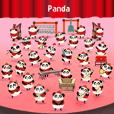 Chinese Orchestra of Panda:True love
