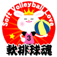 Soft Volleyball Love