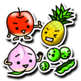 Life of fruits and vegetables 2