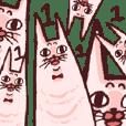 卯貓貓星人