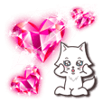 Crystal Style (cute cat small snow)