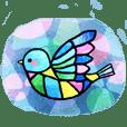 Beautiful sticker (ENG.ver)