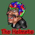 愛すべきヘルメット野郎