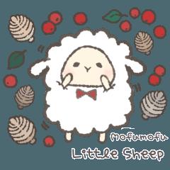 Mofumofu little sheep