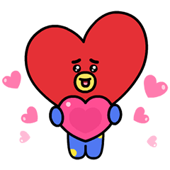 Universtar Bt21 Animated Special Line Stickers Line Store