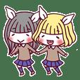 友谊兔女郎
