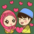 Pasangan muslim ( bahasa indonesia )