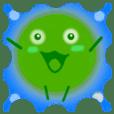 green alga