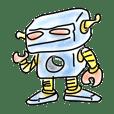 小錫機器人