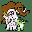 The yeti family 2