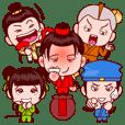 5 Jomyuth (Wu Xia) Of Wu Lin (BooLim)