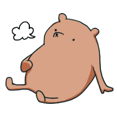 すごくかわいいクマ - LINE スタンプ | LINE STORE