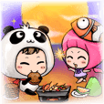熊寶 & 魚寶 (節慶篇)