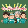Saitama Toyopet Green Brave 2020release!