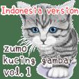 zumo kucing gambar vol.1 Indonesia