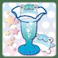 カエルアイスクリーム(にゅ~)