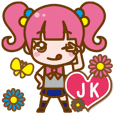 JK Momoko: 高中女生桃子
