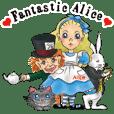 Fantastic Alice from Chisato Hori