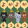 HAKATA CATS