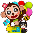 ONGIE MONKEY 3D (THAI)