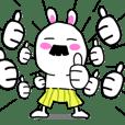 Bunbun cool rabbit