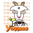 Hello Yaggeee ,a bartender of goat.