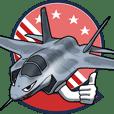 飛行機01(戦闘機編)車バイク飛行機シリーズ