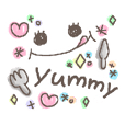 Cute emoticons. Daily ed.