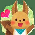 Eric - Hokkaido squirrel