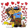 Rossy the lover bears & Yorkie Coco II