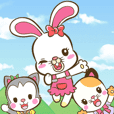 頑皮的小兔子和朋友,特別插曲