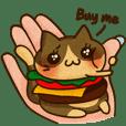 美味漢堡貓 Vol.2