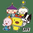 CATV関東マスコットキャラクターズ