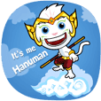 The Almighty Hanuman