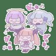 ぱっつん三姉妹