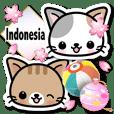 Kucing Jepang ( Bahasa Indonesia )