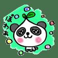パンダ犬の日常