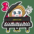 ハモリ~ナちゃん 3