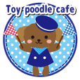 Toy Poodle Cafe