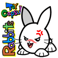 Toy Capsule Rabbits <Waiting>